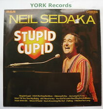 NEIL SEDAKA - Stupid Cupid - Excellent Condition LP Record RCA Camden CDS 1156