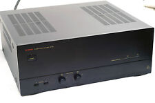 LUXMAN M-383 HIGH END POWERAMP.