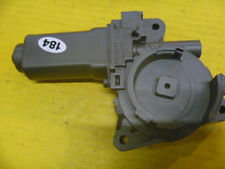 96-02 Chrysler Voyager Dodge Plymouth Window Lift Motor Driver Side Front Left