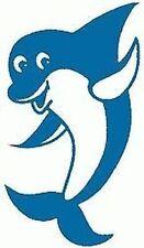 Delphin Wandtattoo Delfin Wandaufkleber Aufkleber