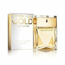 Gold Luxe Edition By Michael Kors 3.4 Oz EDP Spray NIB Sealed Perfume For Women