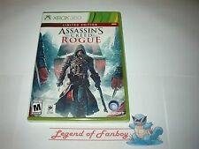* New * Sealed * Assassin's Creed: Rogue Limited Edition for Microsoft Xbox 360
