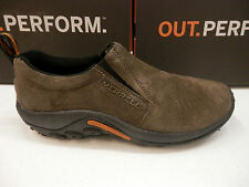 MERRELL MENS SHOES JUNGLE MOC GUNSMOKE SIZE 10