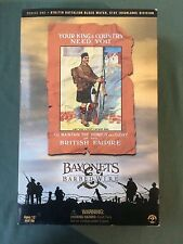 "Sideshow 1/6 Scale 12"" Bayonets & Barbed Wire WWI British Black Watch 4101 B"