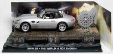 "Hotwheels / 1/43 Mag JAMES BOND "" The World Is Not Enough ""  BMW Z8 - Hot"