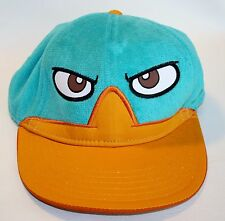 PHINEAS and Ferb Disney cartoon Fuzzy Snapback Hat Cap