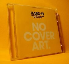 NEW CD Hard-Fi Once Upon A Time In The West 11TR 2007 Alternative Rock