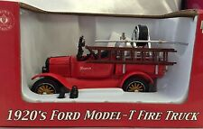 SNAP ON TOOLS 1920 MODEL-T FIRE TRUCK 1:32 SCALE DIE CAST REPLICA NEW in BOX