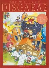 The World of Disgaea 2 (Disgaea), , Very Good Book