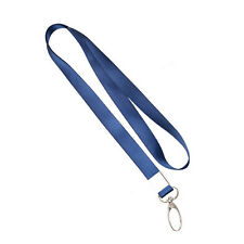 Lanyard Neck Strap String With Metal Clip ID Badge Card Pass Keychain Key Holder