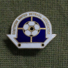 #D279. SOUTHERN  UNITED    NETBALL ASSOCIATION  BADGE