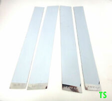 STAINLESS STEEL PILLAR PILLARS SILL DOOR COVER FOR HONDA HR-V 4DR VEZEL 2015