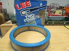 Vintage Lee Hi-Performance AFL-74 Two Stage MaxiFilter Maxi Filter Air Filter