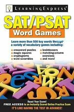SAT/PSAT Word Games by Michele R Wells (Paperback / softback, 2011)