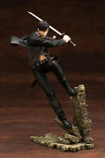 Gangsta Nicolas Brown 1/8 Scale ArtFX Kotobukiya Figure Anime Manga NEW