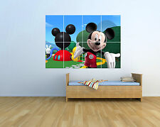 Mickey Mouse-Gran Pared poster/picture/art 04