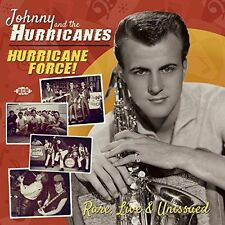 JOHNNY & THE HURRICANES Hurricane Force [Two CDs]
