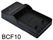 Battery Charger for Panasonic Lumix DMC-FH1 DMC-FH3 DMC-FH20 DMC-FH22 DMC-FP8
