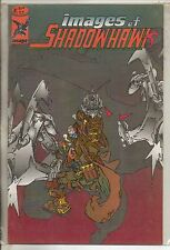 Image Comics Images Of Shadowhawk #2 October 1993 NM