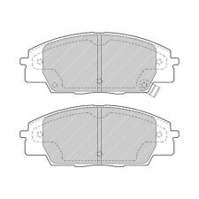 FERODO RACING DS2500 FRONT PADS HONDA CIVIC TYPE R FN2 MK7 2007  FCP1444H