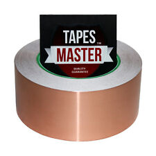"2"" x 36 yds (50mmx33m) Copper Foil Tape / EMI Conductive Adhesive Ship from USA"