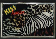 Kiss Animalize cassette Tape New Sealed mc U.S.A.
