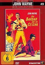 DVD NEU/OVP - Der Barbar und die Geisha - John Wayne