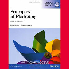 Principles of Marketing 15E, Philip Kotler and Gary Armstrong