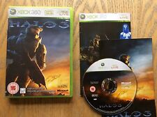 Halo 3 Xbox 360 Game! Complete! Look At My Other Games!