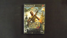 Medal of Honor Rising Sun (PS2) Complete