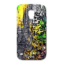 CUSTODIA COVER CASE HIP HOP GRAFFITI MURO WALL PER SAMSUNG GALAXY S4 MINI i9190