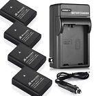 Decoded EN-EL14a Battery & Charger for Nikon D5500 D5300 D5200 D3300 D3200 D3100