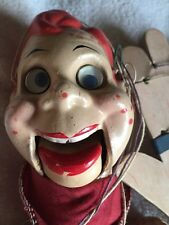 Really Old, Original Howdy Doody Ventriloquist/ Puppet Doll-AsIs