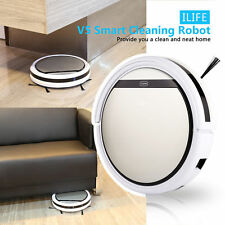 ILIFE V5 Smart Cleaning Robotic Robot Floor Auto Vacuum Cleaner Mop Dust Sweeper