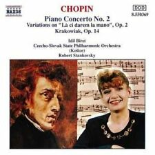 Chopin Klavierkonzert Nr. 2, op. 21/Don Giovanni-Variotionen, op. 2/Krako.. [CD]