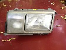 MERCEDES BENZ 190E 190D W201 1987-1993 LH LEFT DRIVER SIDE HEADLIGHT LAMP OEM
