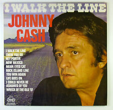 """12"""" LP - Johnny Cash - I Walk The Line - B4697 - washed & cleaned"""