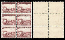 Africa Sud Occidentale 1937 1 1/2 D MAIL TRENO COPPIA Superbo MNH SG 96 CV £ 29