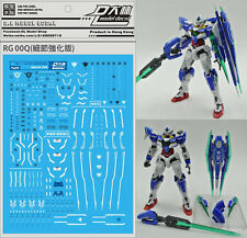 D.L high quality Decal water paste For Bandai RG 1/144 GNT-000 00Q Gundam