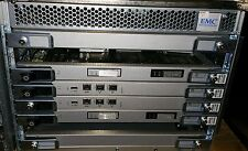 EMC/Brocade DCX-4S SAN Backbone Switch w/ 2x CP8, 2x CR4S8