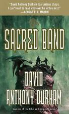 The Sacred Band: The Acacia Trilogy, Book Three-ExLibrary
