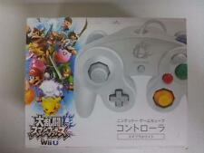 Nintendo Game Cube Controller For Wii U GC Super Smash Bros Color White