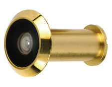 Polished Brass 35mm - 52mm Door Viewer / Peephole high quality (976)