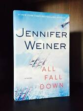 nalasbang ALL FALL DOWN by Jennifer Weiner (HB)