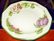 Churchill VICTORIAN ORCHARD (ENGLAND) Bread & Butter Plate Chartwell Collection
