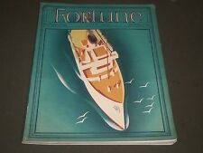1937 JULY FORTUNE MAGAZINE - GREAT COVER & ADS - F 164