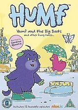 Humf - Vol. 2 - Humf And The Big Boots (DVD, 2011) FREEPOST 5030305107413