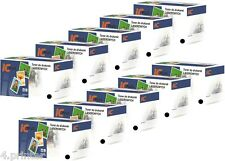 10 Toner Cartridges for HP 12A Q2612A LaserJet 1010 1012 1015 1018 1020 1020