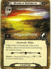 Lord of the Rings LCG  - 1x Plains of Enedwaith  #021 - The Dunland Trap