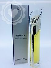 VAN CLEEF & ARPELS MURMURE EDT 50ML NUEVO VINTAGE OLD VERSION VERY RARE